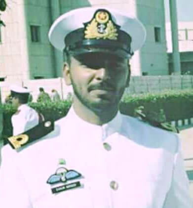 Lt. Zakir Ali Magsi