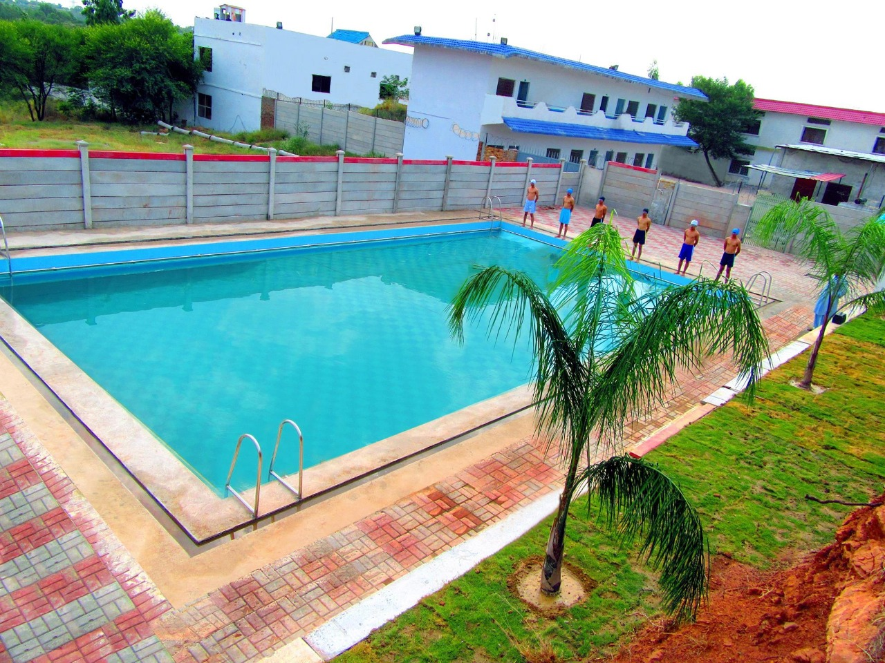 Inter House Swimming Competition 2021