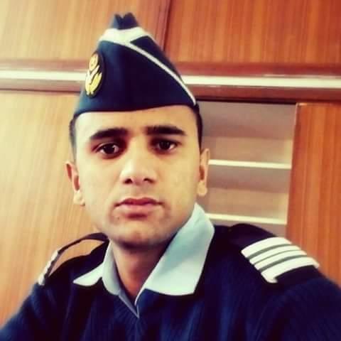 Flt Lt Zulfiqar Qurban