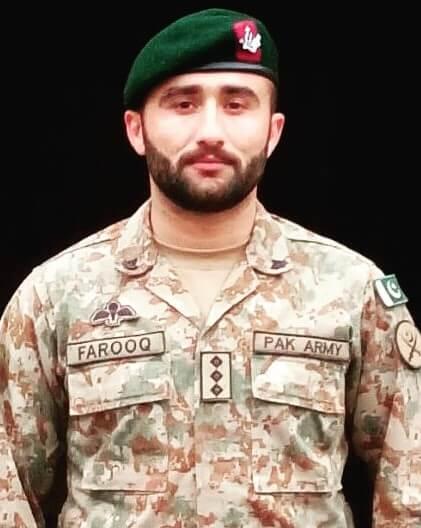 Major Umer Farooq