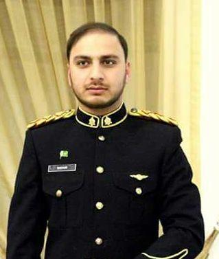 Capt Shoaib Shafique