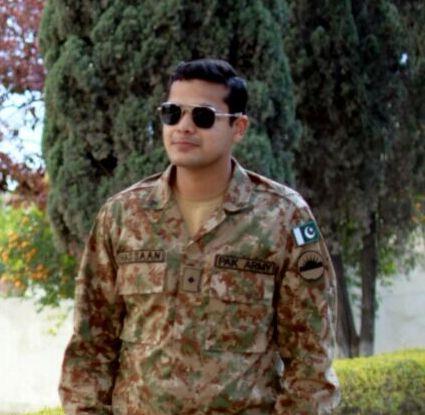 Lt. Hassan Zahid