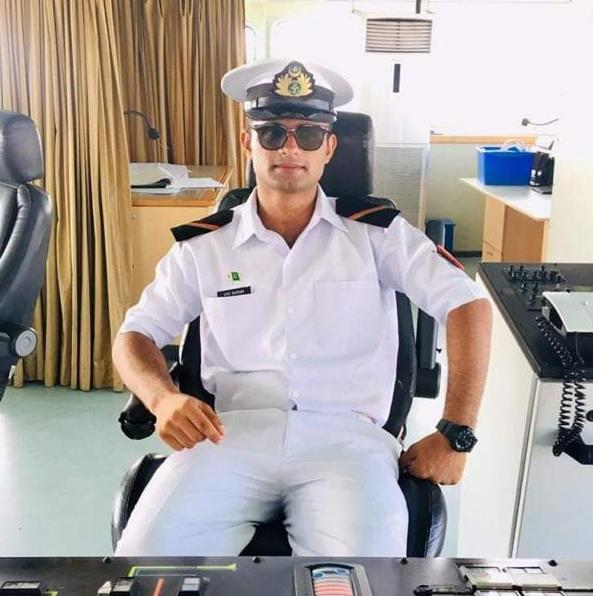 Cadet Ali Sardar