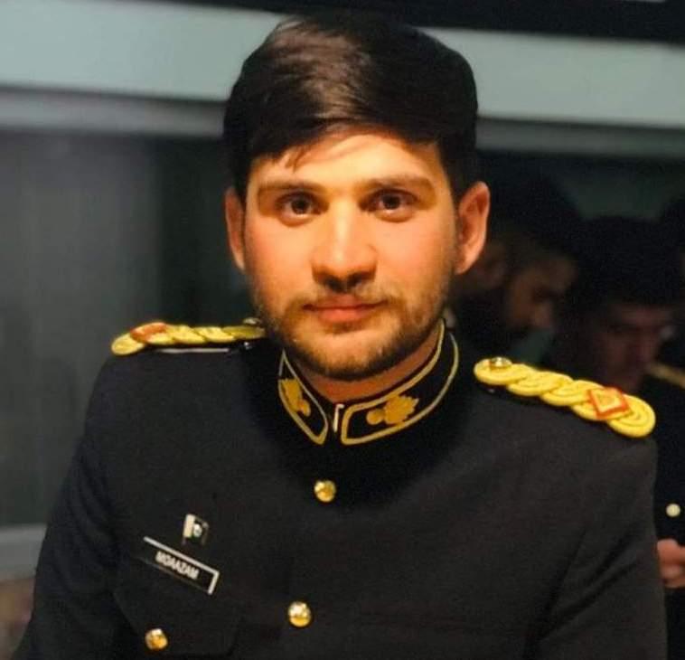 Lt Muazzam