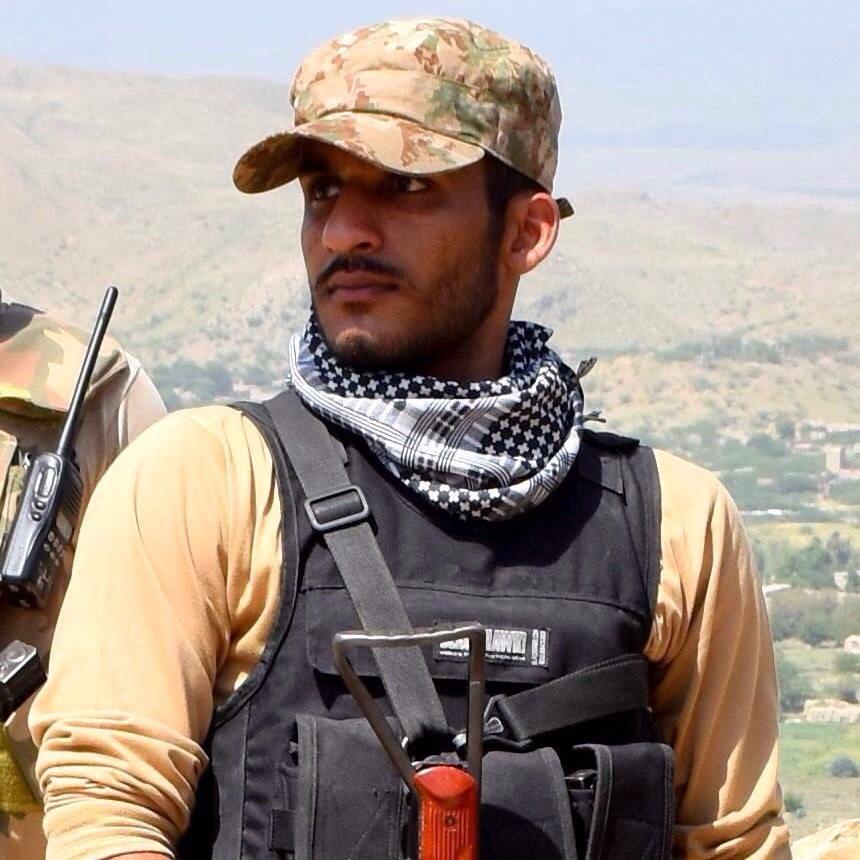 Capt Junaid Ameen